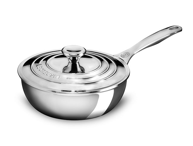 Le Creuset Stainless Steel Sauciers