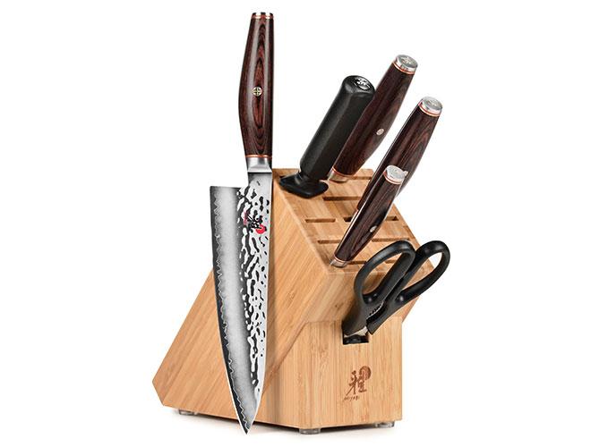Miyabi Artisan SG2 7 Piece Knife Block Set