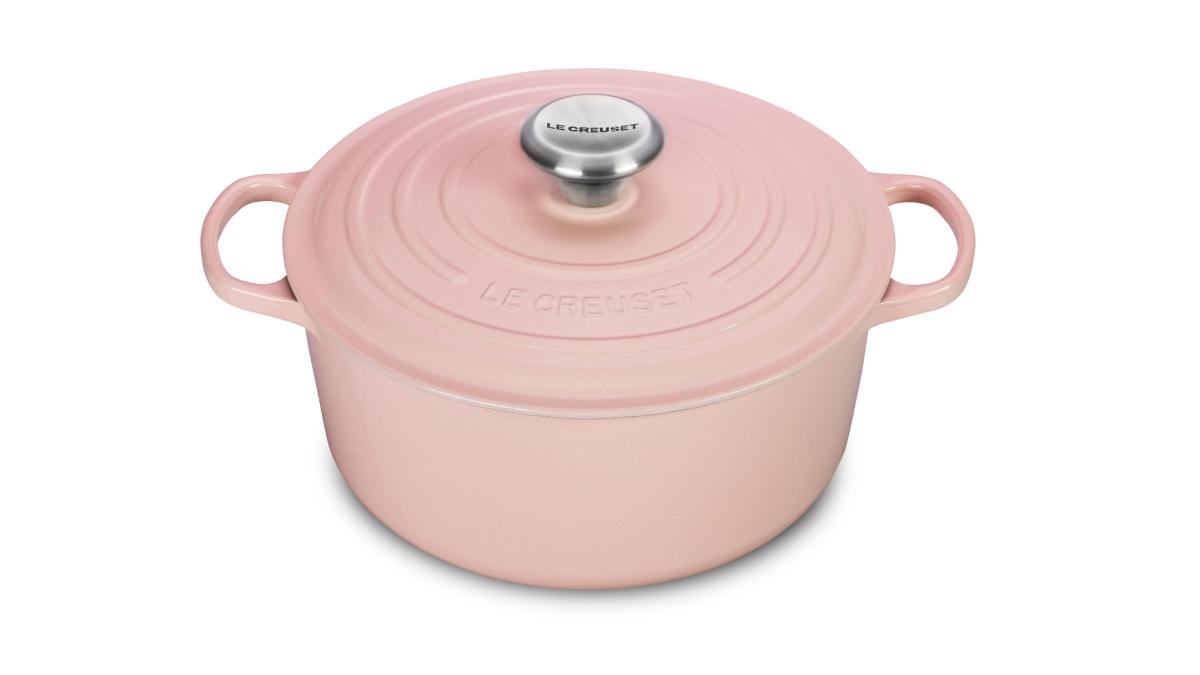 Le Creuset Signature Cast Iron 4.5-quart Round Dutch Ovens