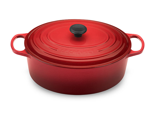 Le Creuset Signature Cast Iron 8-quart Oval Dutch Ovens