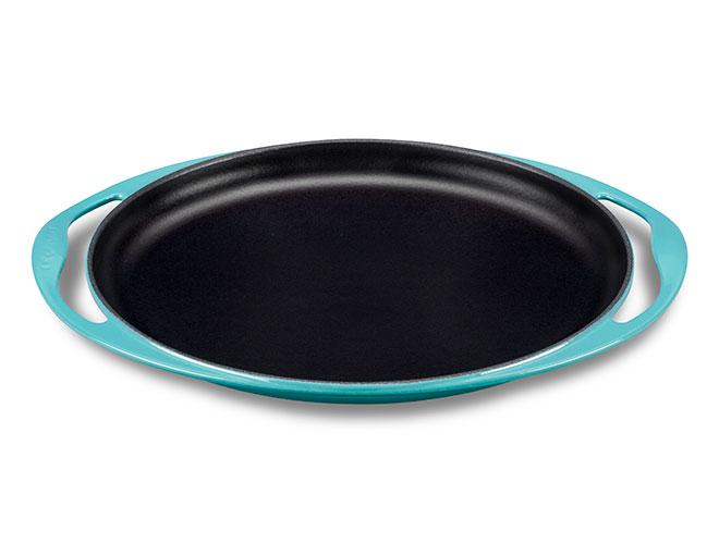 Le Creuset Cast Iron Sizzle Platter Oval Griddle