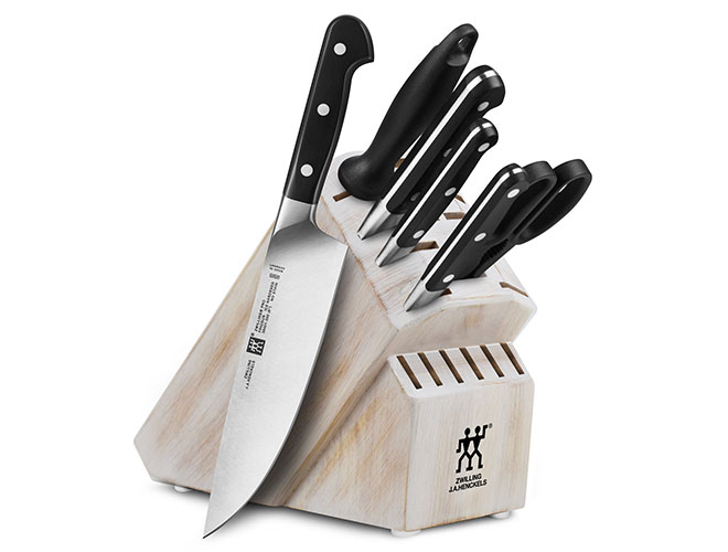 Zwilling J.A. Henckels Pro 7 Piece Knife Block Sets