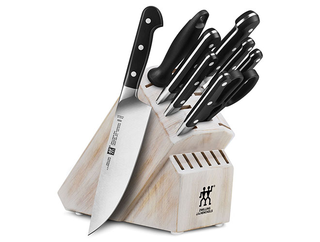 Zwilling J.A. Henckels Pro 10 Piece Knife Block Set