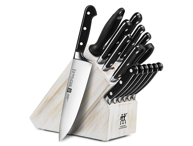 Zwilling J.A. Henckels Professional S 16-piece Knife Block Sets
