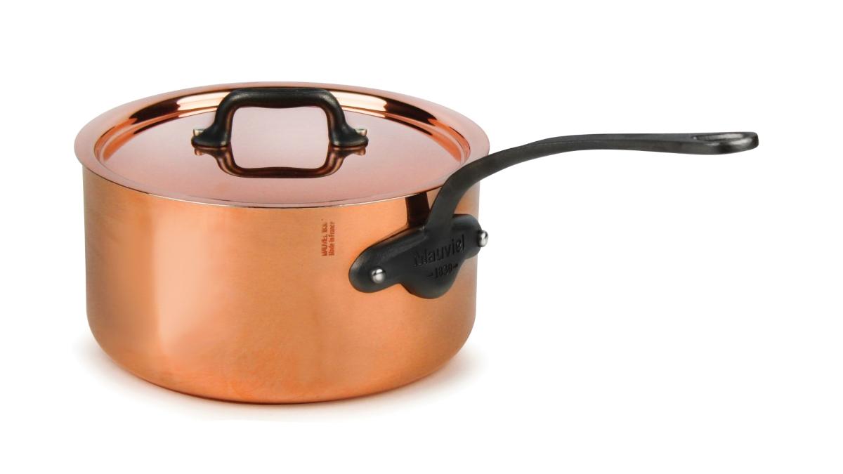 Mauviel M'heritage 150C2 Copper Saucepans