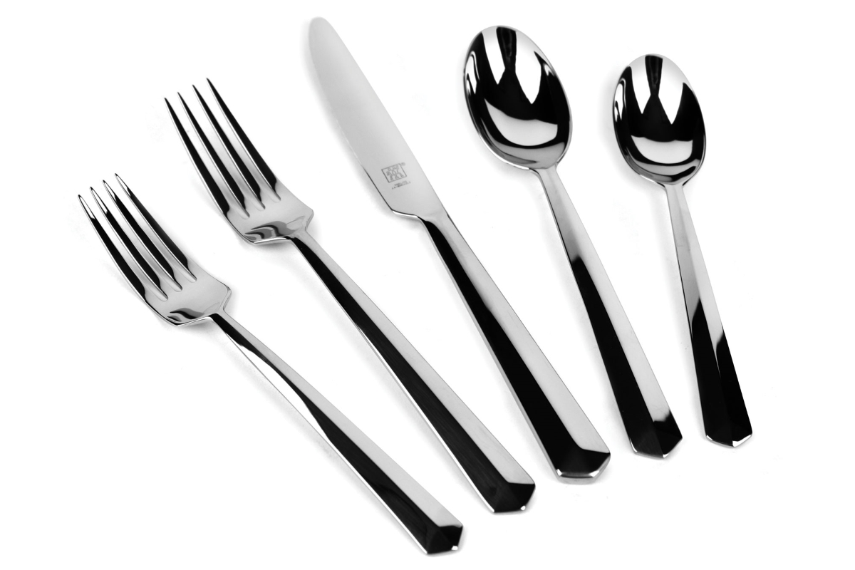 Zwilling J.A. Henckels 42 Piece Alluri Stainless Steel Flatware Set