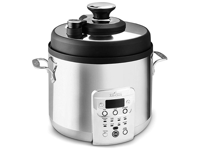 All-Clad 6-quart Electric Stainless Steel Pressure Cooker
