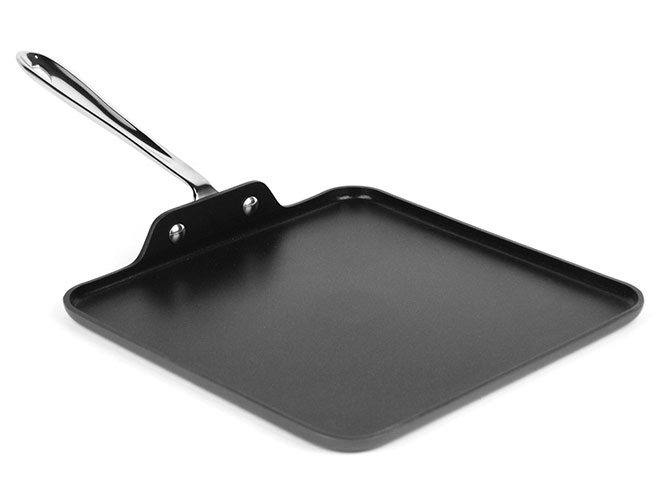 "All-Clad HA1 Nonstick 11"" Square Griddle"