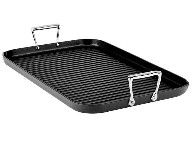"""All-Clad HA1 Nonstick 20x13"""" Grande Grill Pan"""