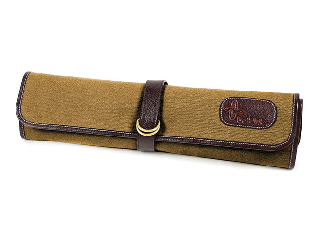 Boldric 7-pocket Canvas Hook Tie Knife Rolls