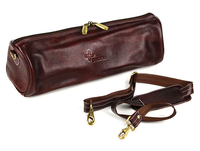 Boldric Leather Chef S Duffel Bag Brown Cutlery And More