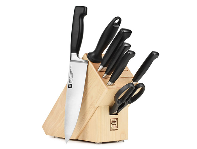 Zwilling J.A. Henckels Four Star 8 Piece Knife Block Set