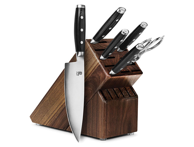 Yaxell Dragon 7-piece Knife Block Sets