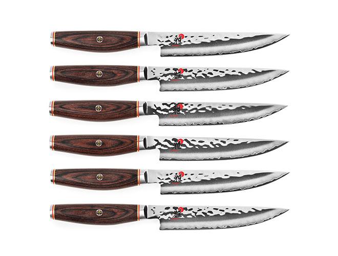 Miyabi Artisan SG2 Steak Knife Sets