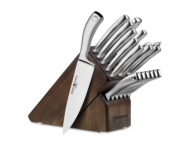 Wusthof Culinar PEtec 18-piece Knife Block Sets