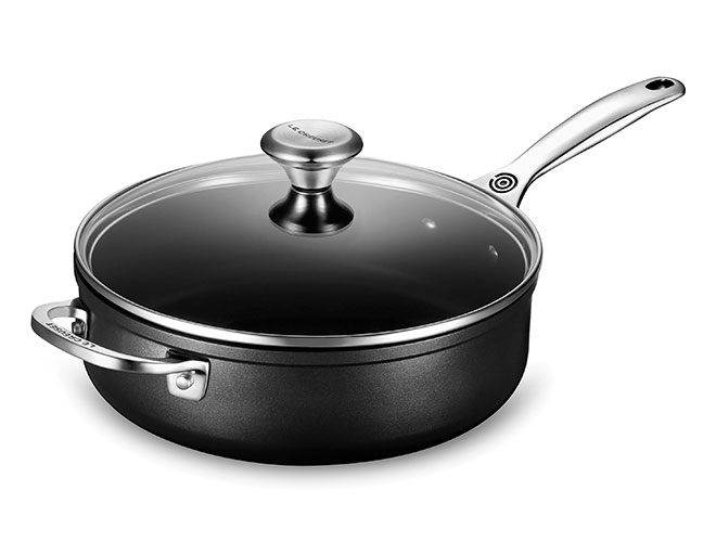 Le Creuset Toughened Nonstick 4.25-quart Saute Pan