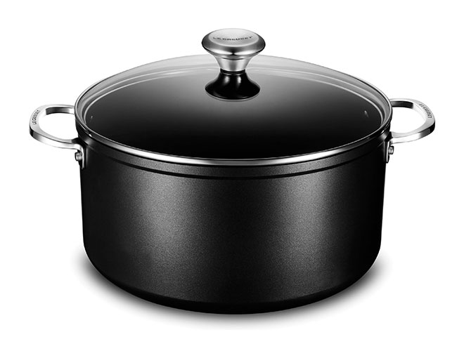 Le Creuset Toughened Nonstick 9.3-quart Stock Pot