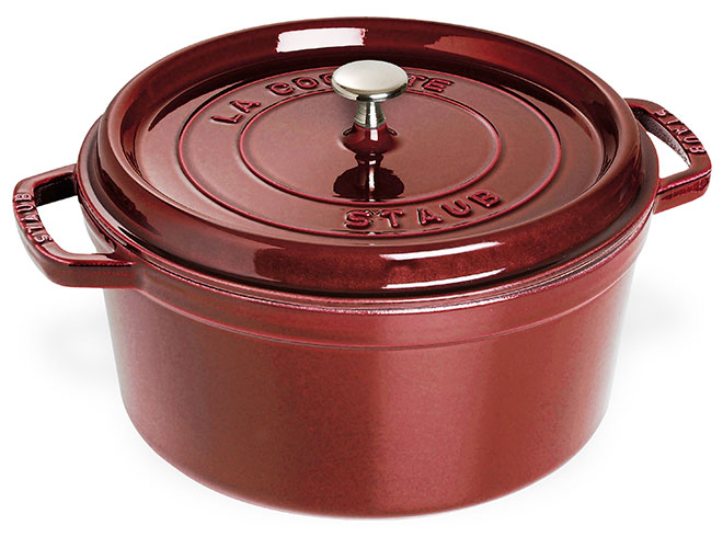 Staub 13.25-quart Grenadine Round Dutch Oven