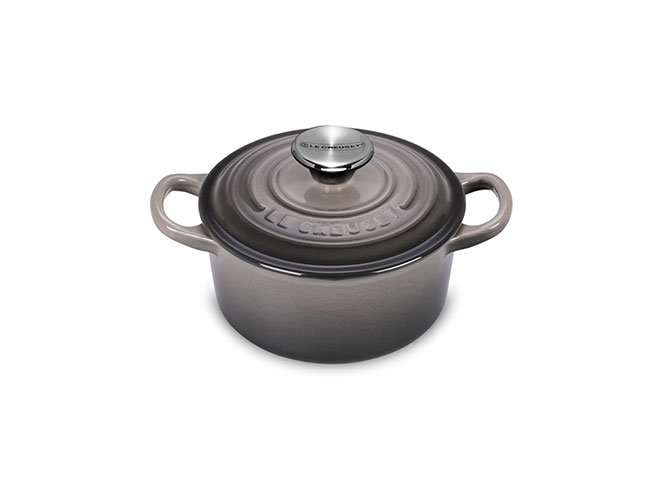 Le Creuset Signature Cast Iron 1-quart Round Dutch Ovens