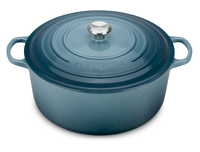 Le Creuset Signature Cast Iron 13.25-quart Round Dutch Ovens