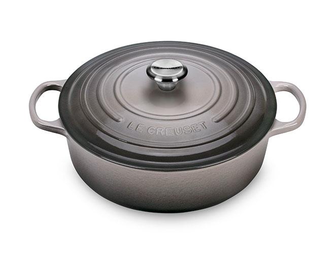 Le Creuset Signature Cast Iron 6.75-quart Round Wide Dutch Ovens
