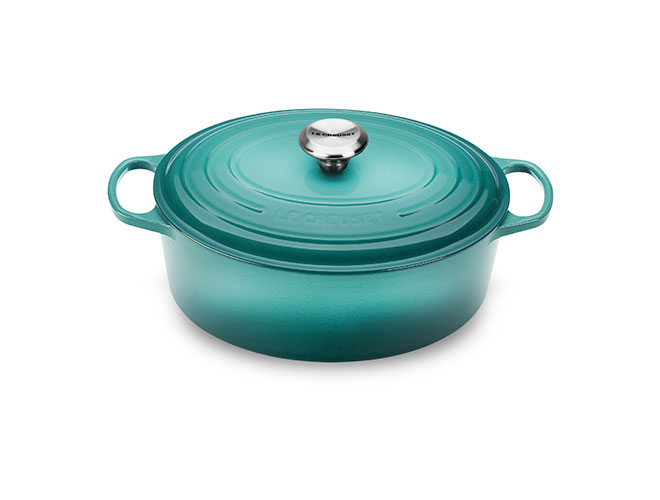 Le Creuset Signature Cast Iron 2.75-quart Oval Dutch Ovens
