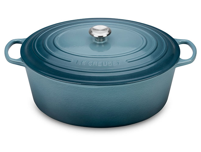Le Creuset Signature Cast Iron 15.5-quart Oval Dutch Ovens