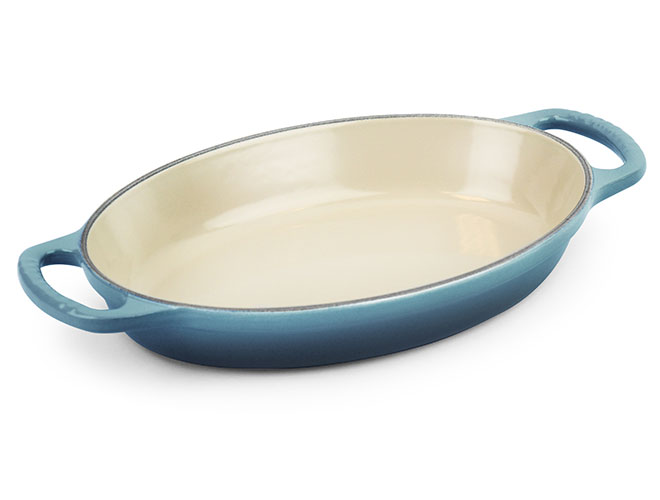 Le Creuset Signature Cast Iron 1-quart Oval Au Gratins