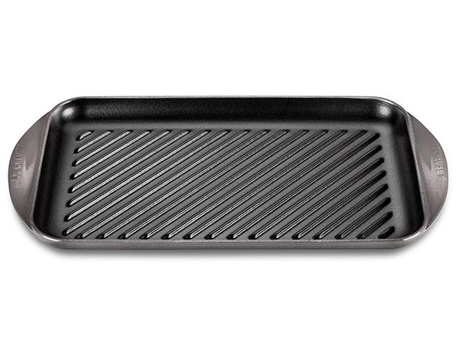 Le Creuset Cast Iron XL Double Burner Grill Pans