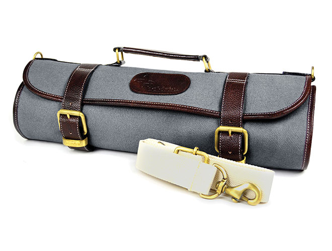Boldric 9-pocket Canvas Knife Rolls