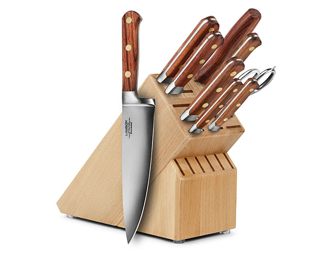 Lamson Rosewood 10 Piece Knife Block Sets