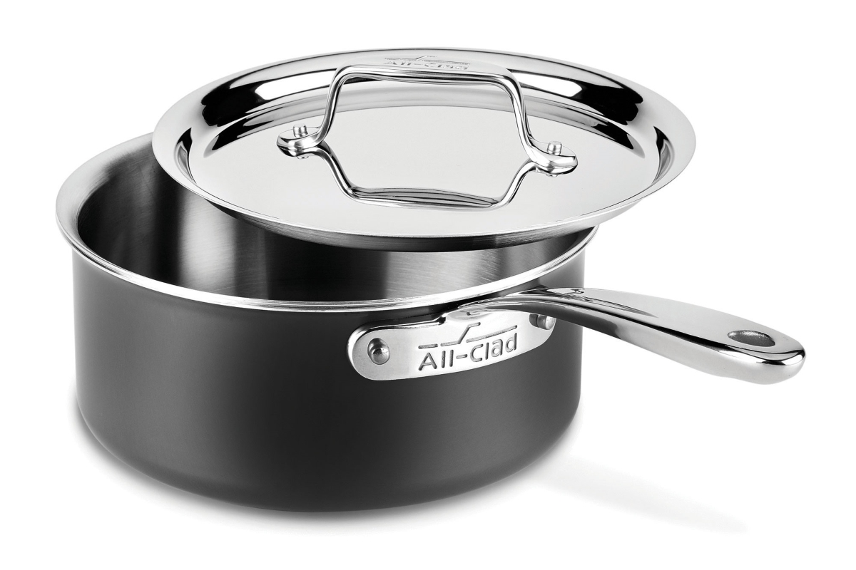 All-Clad LTD 3-quart Saucepan