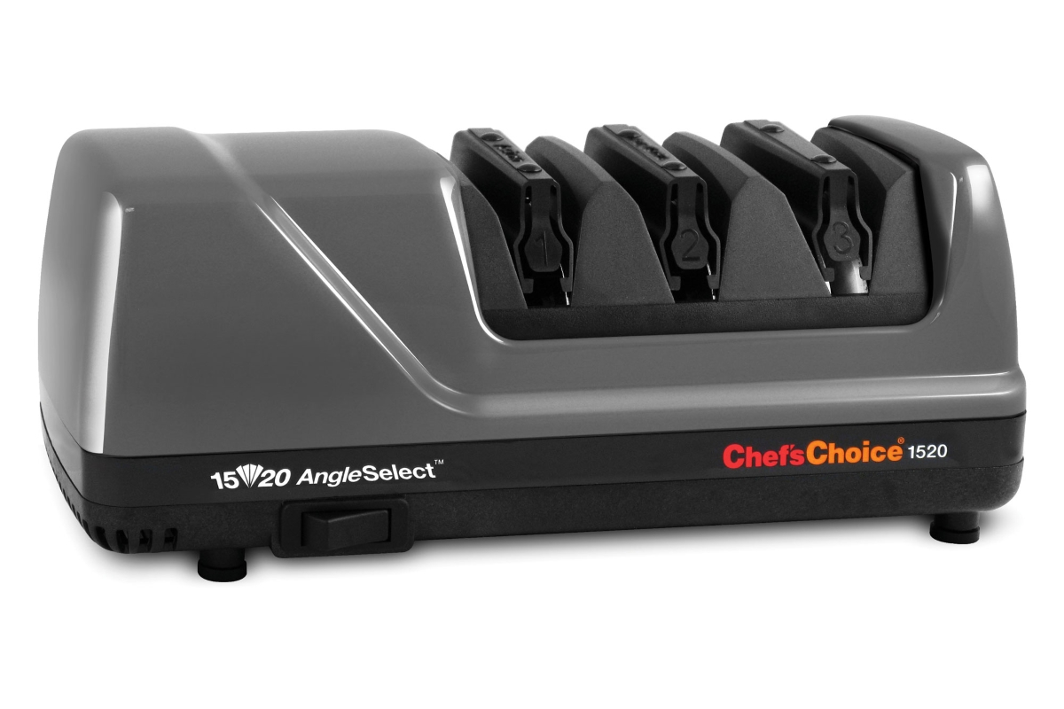 Chef's Choice 3-stage Model 1520 Electric Angle Select Knife Sharpeners