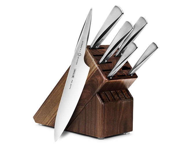 Chroma Type 301 7-piece Knife Block Sets