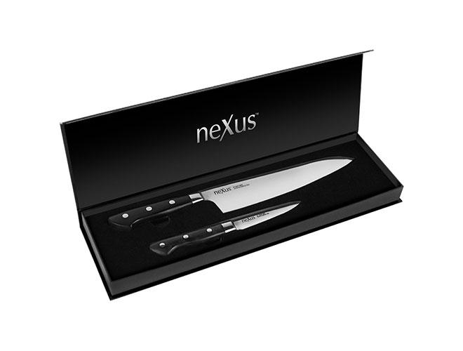 Nexus BD1N Stainless Steel Chef's Knives