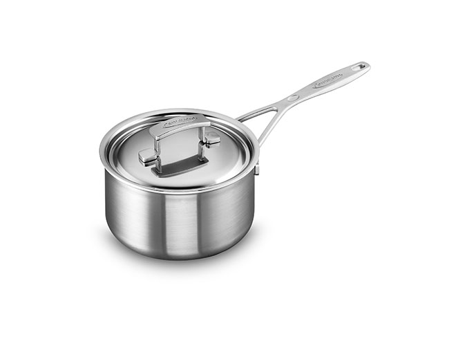 Demeyere Industry5 2-quart Stainless Steel Saucepan