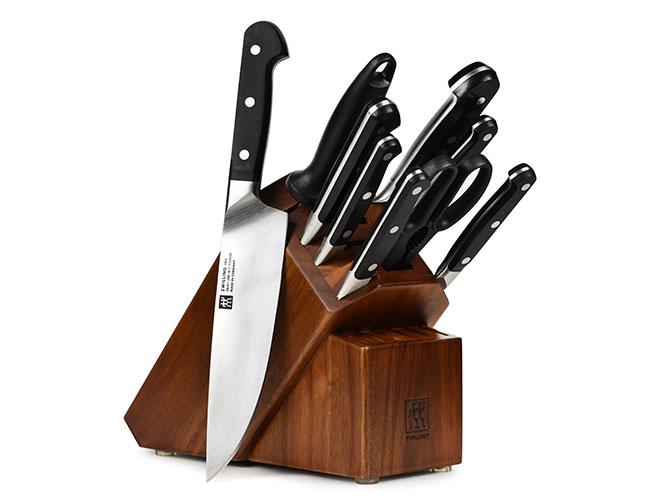 Zwilling J.A. Henckels Pro 10 Piece Knife Block Set