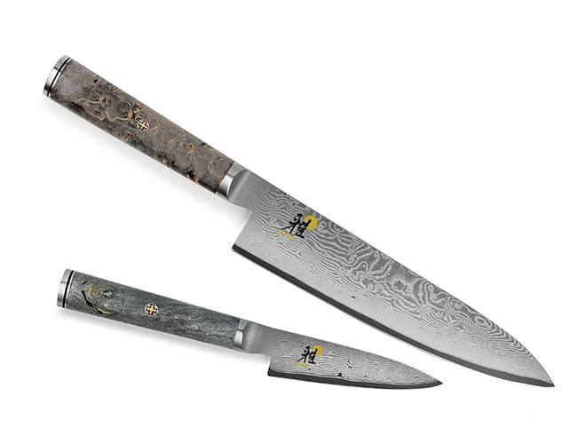Miyabi Black 2 Piece Knife Set
