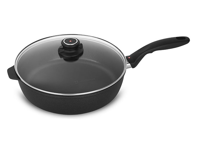 Swiss Diamond XD Nonstick Induction Saute Pans with Lid