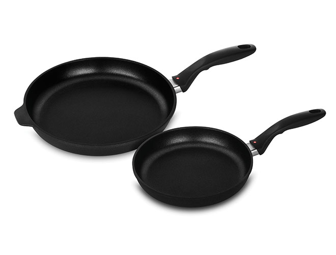 Swiss Diamond XD 2 Piece Nonstick 9.5 & 11-inch Induction Skillet Set
