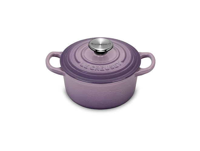 Le Creuset Signature Cast Iron 1-quart Provence Round Dutch Oven