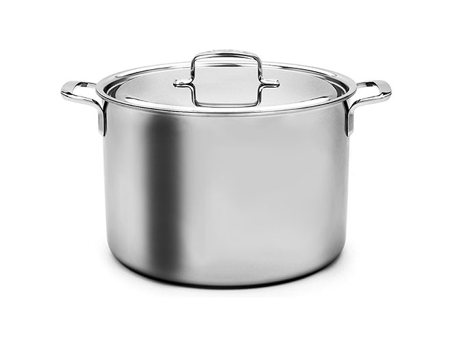Demeyere 5-Plus Stainless Steel Stock Pots