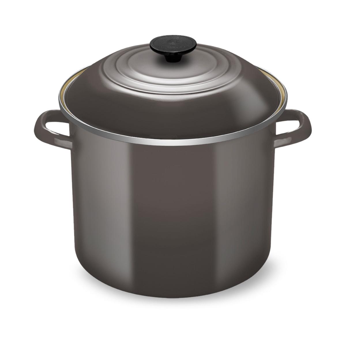 Le Creuset Enameled Steel 10-quart Oyster Stock Pot