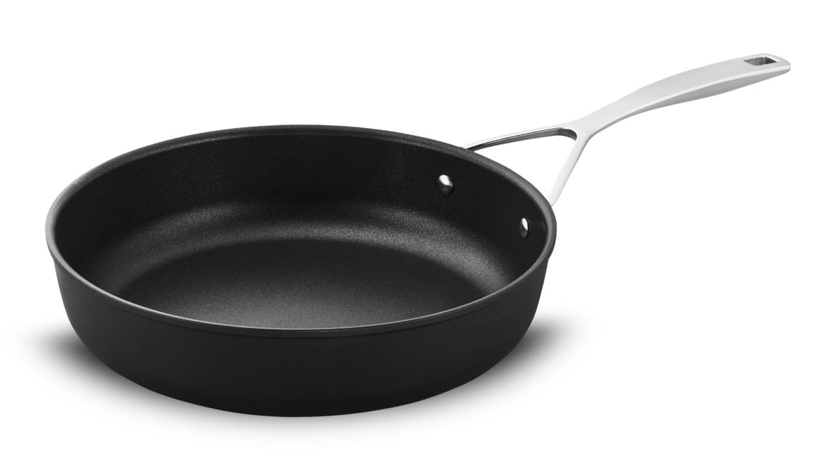 """Demeyere AluPro 11"""" Nonstick Deep Fry Pan"""