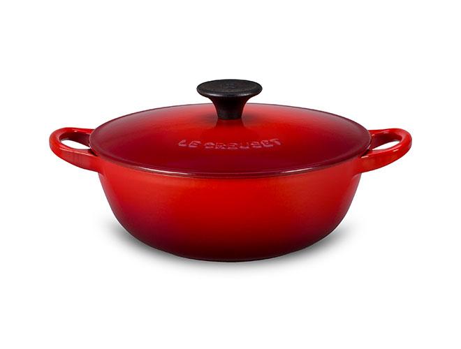 Le Creuset Cast Iron 1.5-quart Cherry Red Chef's Oven