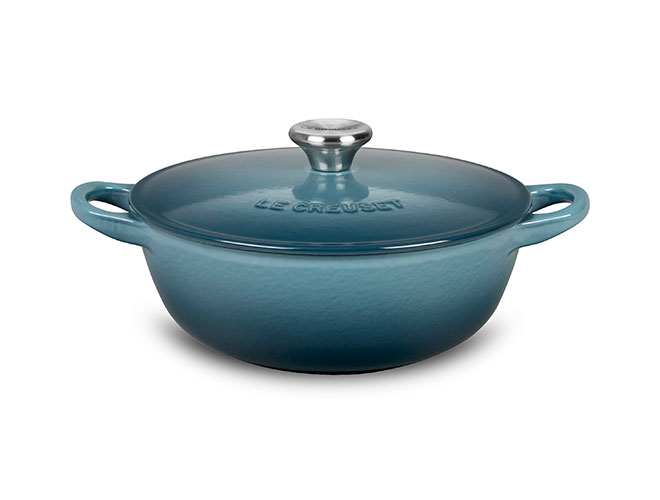 Le Creuset Cast Iron 1.5-quart Marine Chef's Oven