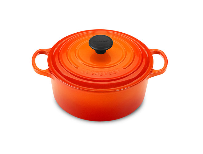 Le Creuset Signature Cast Iron 2.75-quart Round Dutch Ovens