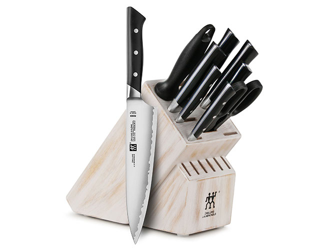 Zwilling J.A. Henckels Diplome 10 Piece Knife Block Set