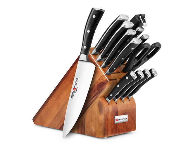 Wusthof Classic Ikon 14-piece Knife Block Sets