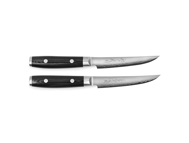 Yaxell Ran Plus Steak Knives